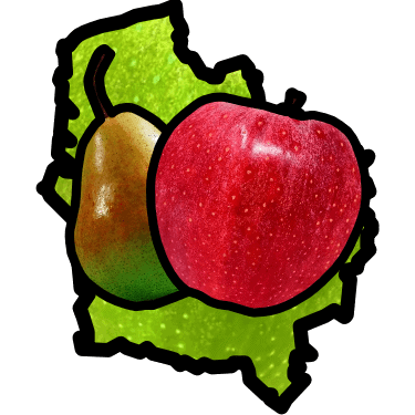 logo fruit exemple