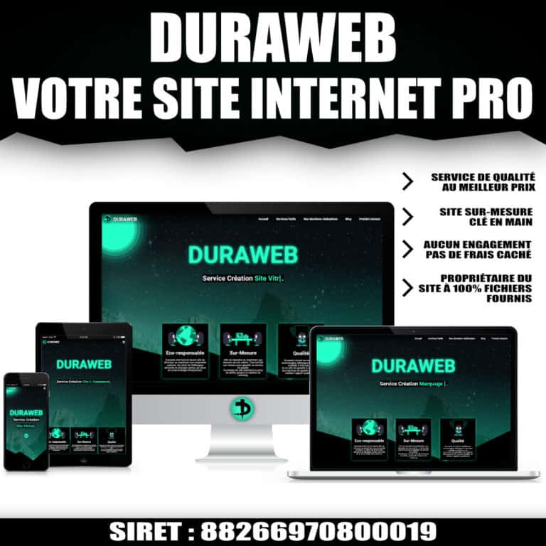 Création Site Internet Lille Agence Web